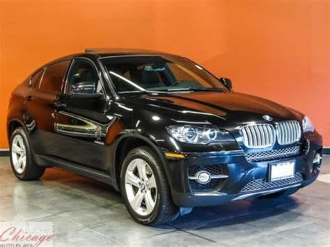 Sell Used 2012 Bmw X6 50i In Bensenville, Illinois, United