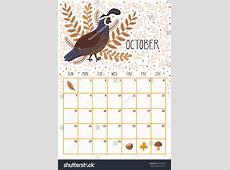 October 2018 Calendar Cute – calendar printable week