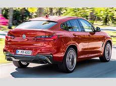BMW X4 G02 ab 2018 Preis & Daten