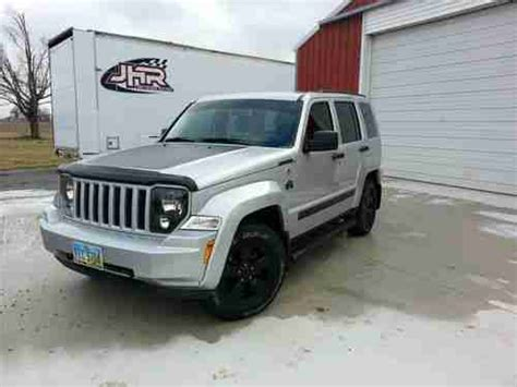 jeep liberty arctic for sale sell used 2012 jeep liberty arctic edition in ada ohio