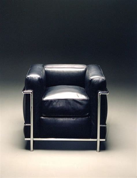 le corbusier lc2 armchair midcentury armchairs and