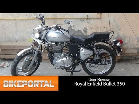 Review Royal Enfield Bullet 350 by Royal Enfield Bullet 350 User Review Great Stability
