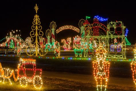 the meadows christmas lights nc the lights in nc decoratingspecial