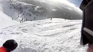 Skiing Vail Back Bowls On Jan 9  2014