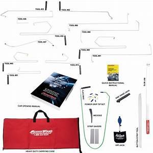 Kit Ouverture De Porte Voiture : value complete car opening set auto lockout specialty hand tools access tools ~ Medecine-chirurgie-esthetiques.com Avis de Voitures