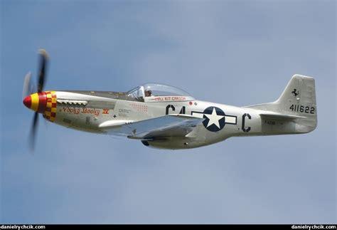 Flugtag Hilzingen 2008 - North American P-51 Mustang