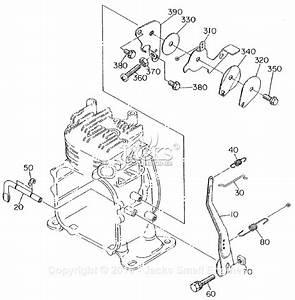 Robin  Subaru Ey08 Parts Diagram For Governor  Operation