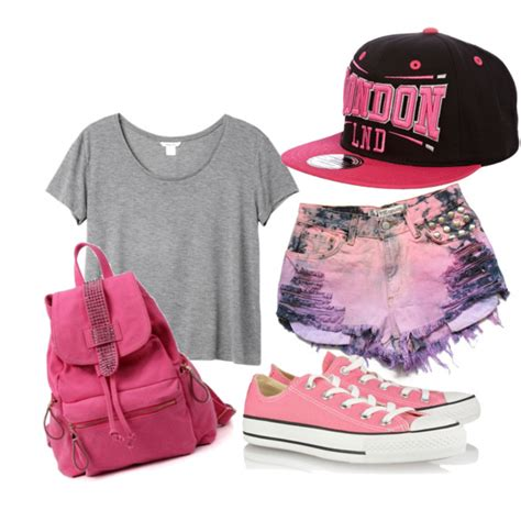 Crop top outfits polyvore - Google Search   Just Clothes   Pinterest   Cropped top outfits ...