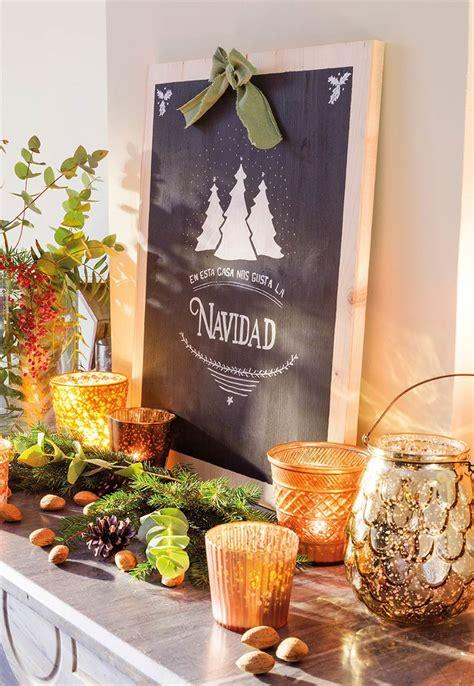 manualidades  decorar tu casa en navidad
