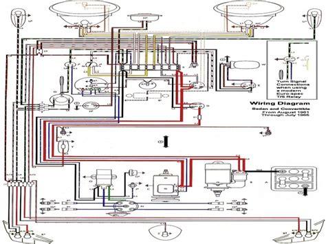 1970 vw beetle turn signal wiring diagram wiring