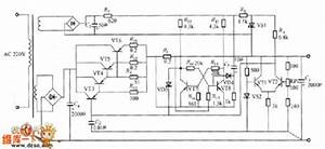 dc regulator power circuit with short circuit protection With dc short circuit