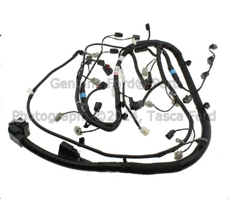 Engine Wiring Harnes For 2005 Ford Focu by New Oem Engine Wiring Harness Ford Mustang Fusion