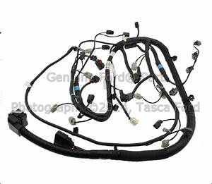 Ford Fusion Hybrid Wiring Harness