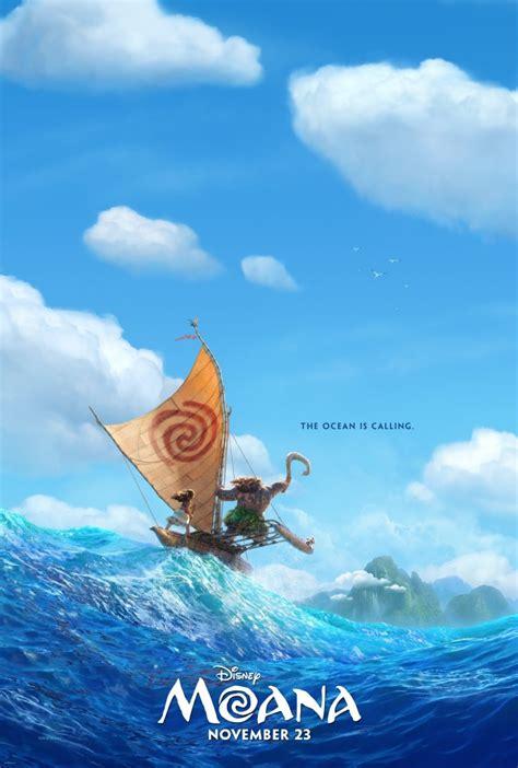 moana disneys latest film finally   official