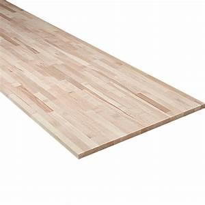 Arbeitsplatte 800 Mm Tief : exclusivholz massivholzplatte buche 400 cm x 80 cm x 3 8 cm 5378 arbeitsplatten massiv ~ Markanthonyermac.com Haus und Dekorationen