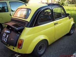 Vendo Fiat 500 D U0026 39  Epoca Modello Abarth Anno