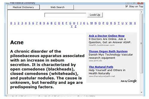 dicionario médico baixar gratuito para windows 7