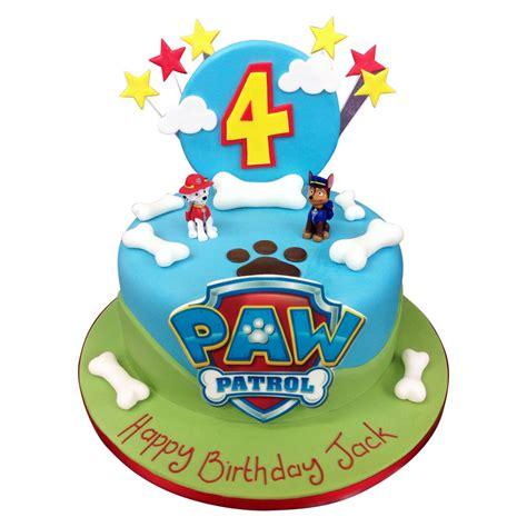 Paw Patrol Cake   Birthday Cakes   The Cake Store