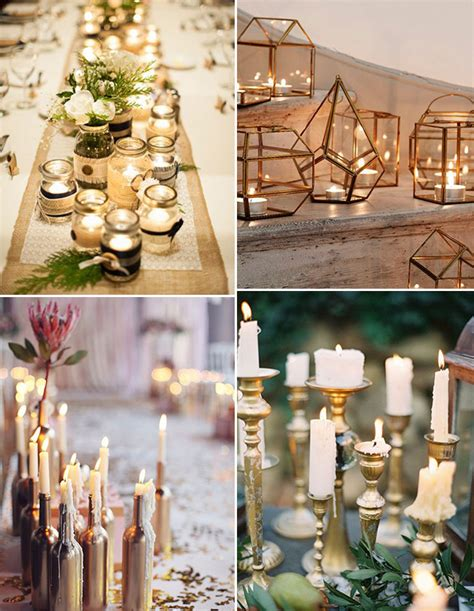 5 simple inexpensive winter wedding decor ideas winter