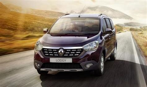 renault lodgy price renault lodgy stepway price specs review pics mileage