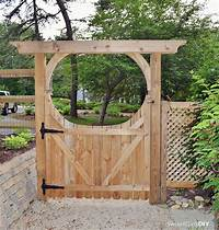 wood fence gates DIY Privacy Fence, a Great Way to Ensure Your Privacy and ...