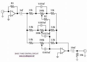 Basic Tone Control  U2013 Circuit Wiring Diagrams