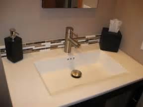 bathroom vanity without backsplash bathroom sink
