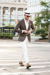 5 Ways To Wear a Brown Cotton Suit - He Spoke Style