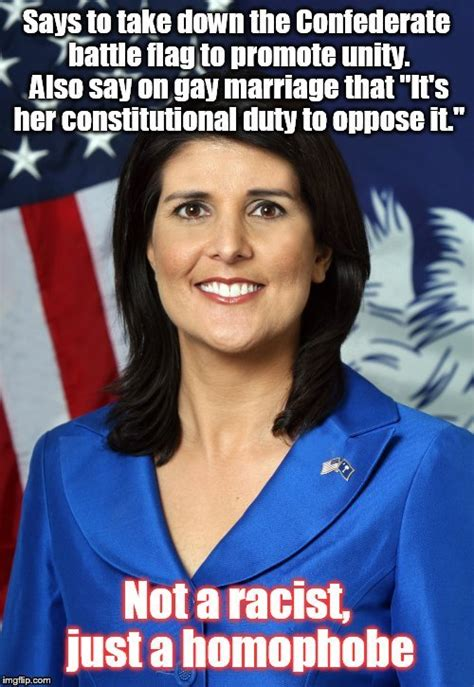 Haley Meme - the esteemed governor of south carolina nikki haley imgflip