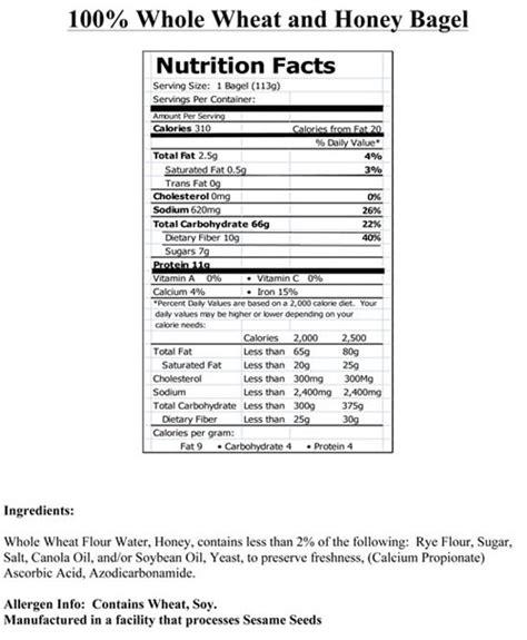 wheat bagel recipe