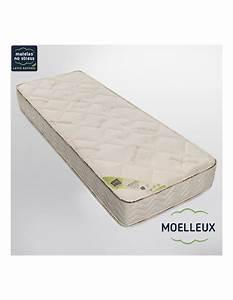 Matelas Très Haut De Gamme : matelas 90x190 moelleux haut de gamme ~ Melissatoandfro.com Idées de Décoration