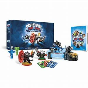 Activision Skylanders Trap Team Dark Edition Starter Pack ...