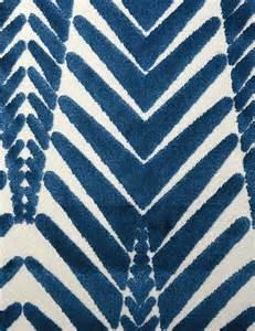 Blue Zebra Print Upholstery Fabric