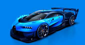 Is This How The New Bugatti Chiron Will Look?