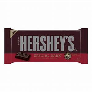 Hershey's Special Dark XL Chocolate Candy Bar, 4.25 Oz ...