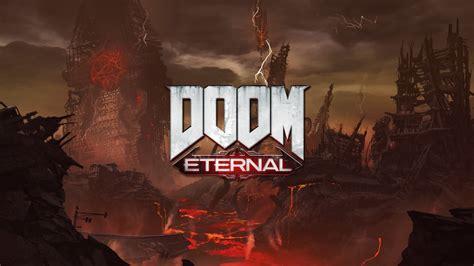 doom eternal  game  wallpapers hd wallpapers id