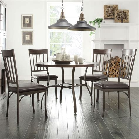 Tribecca Home Camden Dining Set by Table And Chairs Metals And Home On