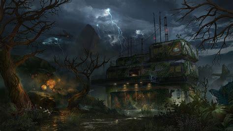 shima zetsubou zombies bo3 ops duty call map dlc eclipse cod zombie 1080p iii island dlc2 pc artwork 1920 imgur