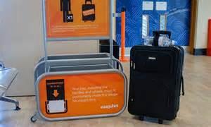 easyjet scraps  guaranteed bag  cabin policy