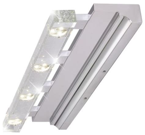 adjustable modern led bathroom 4 lights vanity light wall
