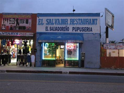 elite cuisine los angeles ca photos for el salvador restaurant la isla yelp