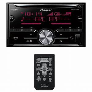 Pioneer Fh Mp3  Usb Car Audio Stereo W   Bluetooth 88493825667 27132168309