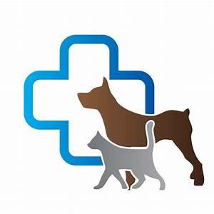 宠物医院标志模板下载(图片编号:20131031085726)-陆地动物-生物世界-矢量素材 - 聚图网 juimg.com