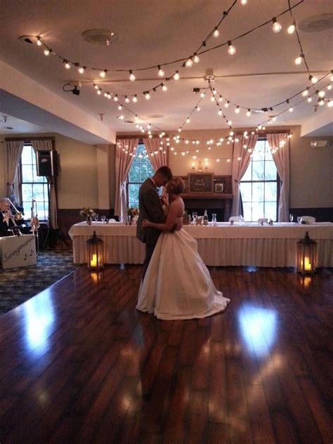 langley hall wedding ceremony reception venue ohio
