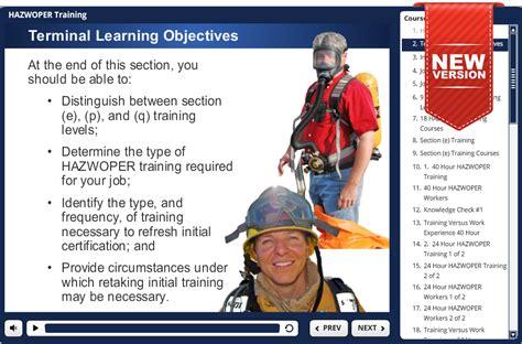 osha safety training  hazmat student hazmatstudent