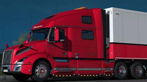 volvo vnl globetrotter   american truck