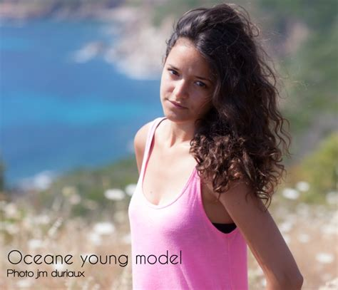 Oceane Young Model By Jean Marc Duriaux Fine Art