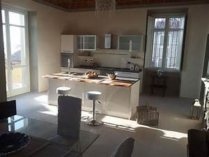 Gallery of cucina con l 39 isola il modello ideale a vista sul soggiorno cose di casa Isola X