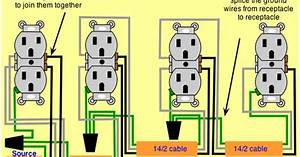 Wiring Electrical Outlets In A Series Diagram