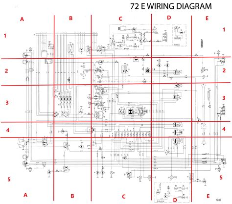 volvo 1800 wiring diagrams